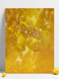 金色闪亮星星绚丽亮片背景