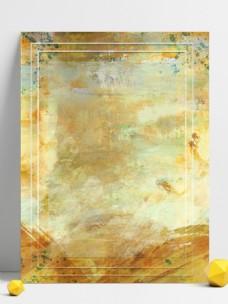 复古纹理质感油画手绘背景h5背景