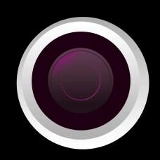 原创手机icon摄像头相机设计元素GIF