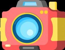 相机照相机图标拍照iconGIF