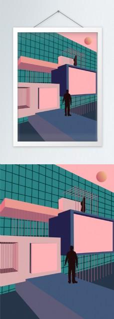 3D色界(期待)装饰画