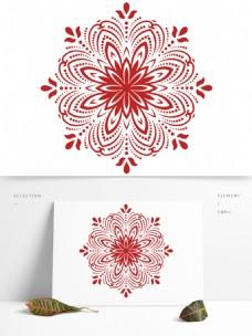 中国风古典花纹装饰