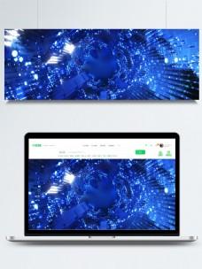 未来感科技背景图片