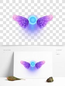 可商用舞台装饰透明感翅膀